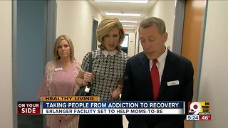Transitions offers addiction recovery for moms-to-be