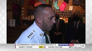 Sheriff Carmine Marceno wins race