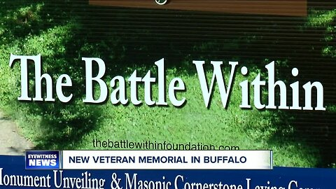 "A new way to honor veterans who lost the ""battle within"""