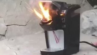 Hannity Fans Destroy Keurig Machines After Company Pulls Ad - Video