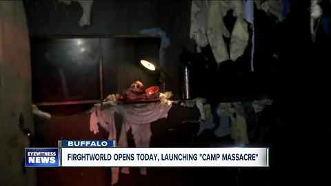 Ready for some Halloween scares? Frightworld promises new attractions
