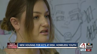 New housing in works for KC's homeless youth