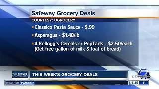 This week's best grocery deals - Video
