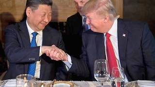 Trump says he will always be friends with Chinese president Xi - Video