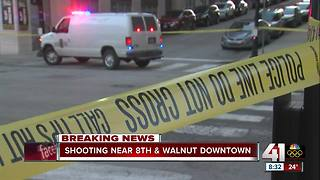 Two shot at Comedy Club Sunday morning - Video