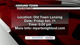 Around Town 1/9/19: Arts Night Out