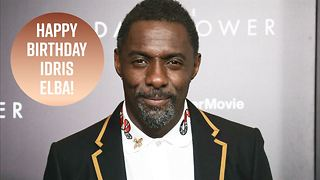 Idris Elba turns 46: Here's why he's the ultimate dreamboat - Video