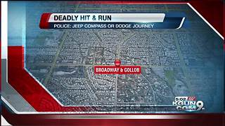 Deadly hit and run on eastside - Video