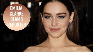 Emilia Clarke doesn't want to be a 'strong woman' - Video