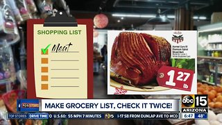 Save money at Valley grocery stores this week