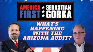 What's happening with the Arizona audit? Phill Kline with Sebastian Gorka on AMERICA First
