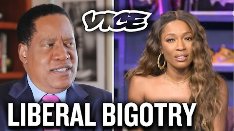 Larry Elder Shuts Down VICE TV Cari & Jemele's Liberal Bigotry | Larry Elder