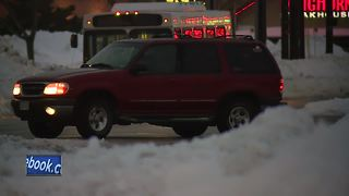 Driving still a concern after storm - Video