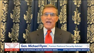 GEN. FLYNN: MARTIAL LAW IS OPTION FOR SECURE RE-DO ELECTION