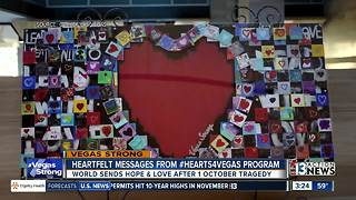 City of Las Vegas produces video for Hearts4Vegas