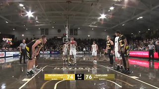 Oakland comes back to beat Northern Kentucky