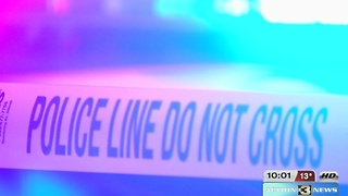 Omaha murder rate down in 2016 - Video
