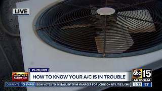 Is your air conditioner functioning properly?