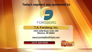 T.A. Forsbery, Inc.- 9/20/17 - Video