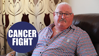 Retired firefighter blasted the NHS after being refused potentially life-saving drugs - Video