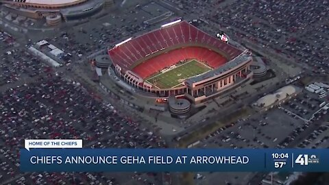 Chiefs fans react to naming rights deal for Arrowhead Stadium