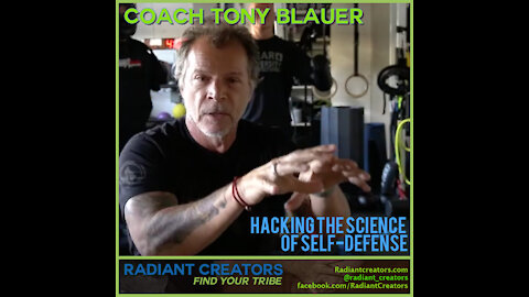 Coach Tony Blauer - Hacking The Science Of Self-Defense