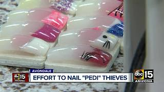 Avondale salon owners say customers skipped out on bill - Video