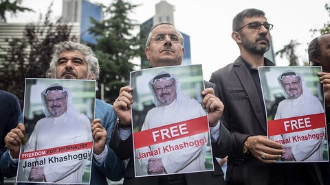 Saudis Call Khashoggi's Death A 'Mistake,' As Turkey Speaks Out