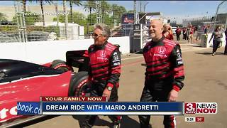 Dream Ride with Mario Andretti - Video