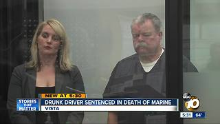 Victim's family shares grief in dui sentencing