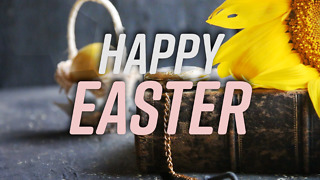 Happy Easter! - Greeting 2