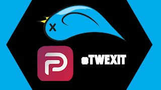 Twexit- the conservative exodus from Twitter to Parler and Rumble- our Story and How its worked out