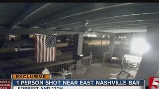 Video Released In Shooting Near E. Nashville Bar - Video