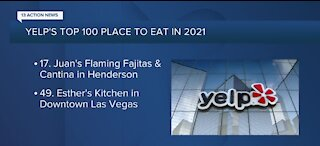 Yelp's top 100 places to eat in 2021 features 2 Vegas restaurants