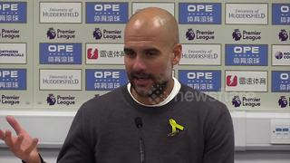 Guardiola say Manchester City's mentality mirrors Premier League greats - Video