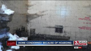 Hoarding forces demolition of home - Video