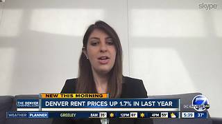 Report: High income earners drove Denver rental market growth in 2017 - Video
