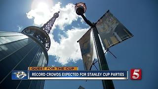 Preds Viewing Parties Finalized For Thursday - Video