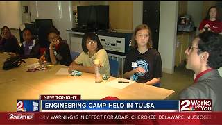 Local high school students learn to use technology to tackle real-life problems - Video