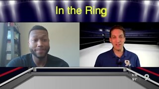 In the Ring with Jason and C.J.