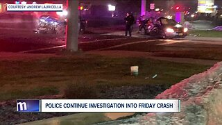 5 UB students sent to hospital after crash with Amherst Police