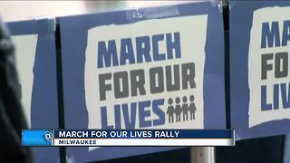 Parkland survivors visit Milwaukee