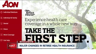 Major changes in retiree health insurance