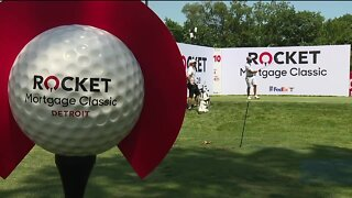 Rocket Mortgage Classic is back in Detroit
