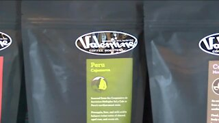 Valentine Coffee brews beans with care