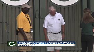 First Packers Preseason game - Video