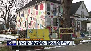 Heidelberg Project turning to the public for help - Video
