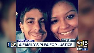 Family pleads for justice in Pinal County cold case murder - Video