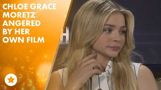 Chloë Grace Moretz's film accused of body-shaming - Video