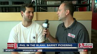 Phil In the Blank: Barret Pickering - Video